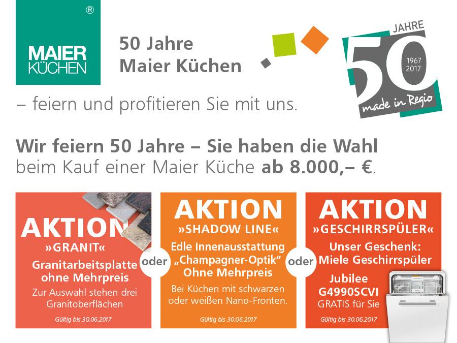 http://www.maier-kuechen.de - Aktion Küche